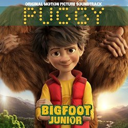 Bigfoot Junior Soundtrack (Puggy ) - CD cover