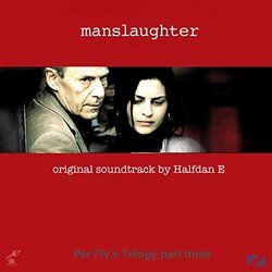 Manslaughter Soundtrack (Halfdan E) - CD cover