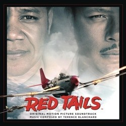 Red Tails Soundtrack (Terence Blanchard) - Car�tula
