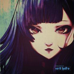 VA-11 Hall-A: Cyberpunk Bartender Action Soundtrack (Michael Kelly) - CD cover