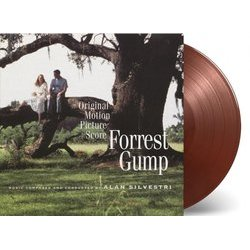 Forrest Gump Bande Originale (Alan Silvestri) - cd-inlay