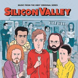 Silicon Valley Bande Originale (Various Artists) - Pochettes de CD