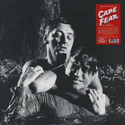 Cape Fear Soundtrack (Bernard Herrmann) - CD cover