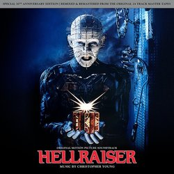 Hellraiser Soundtrack (Christopher Young) - CD cover