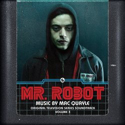 Mr. Robot, Vol. 3 Colonna sonora (Mac Quayle) - Copertina del CD