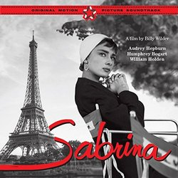 Sabrina Soundtrack (Frederick Hollander, Dimitri Tiomkin) - CD cover