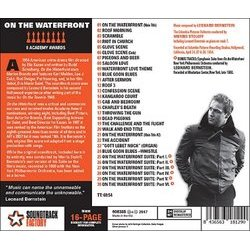 On The Waterfront Soundtrack (Leonard Bernstein) - CD-Rückdeckel