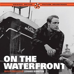 On The Waterfront Soundtrack (Leonard Bernstein) - CD cover