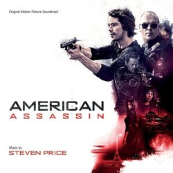American Assassin Bande Originale (Steven Price) - Pochettes de CD