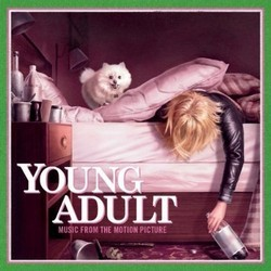 Young Adult Soundtrack (Various Artists, Rolfe Kent) - Car�tula