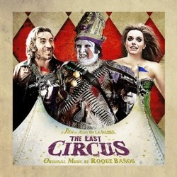 The Last Circus Soundtrack (Roque Baños) - CD cover