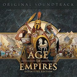 Age of Empires Soundtrack (Todd Masten,   Semitone Media Group) - CD cover