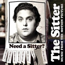 The Sitter Soundtrack (Various Artists) - Carátula