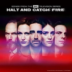 Halt and Catch Fire Soundtrack (Various Artists) - CD cover