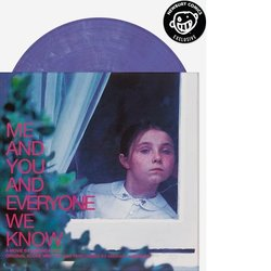 Me And You And Everyone We Know Bande Originale (Michael Andrews) - cd-inlay