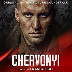 Chervonyi Soundtrack (Franco Eco) - CD cover