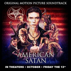 American Satan: Let Him Burn Bande Originale (Frederic Mauerhofer, The Relentless) - Pochettes de CD