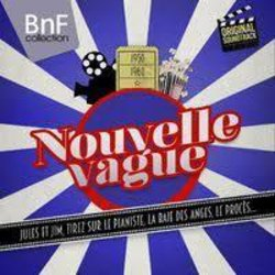 Nouvelle Vague Bande Originale (Various Artists) - Pochettes de CD