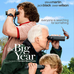 The Big Year Soundtrack (Theodore Shapiro) - Car�tula