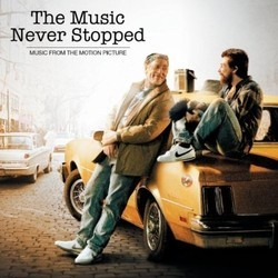 The Music Never Stopped Soundtrack (Various Artists, Paul Cantelon) - Carátula