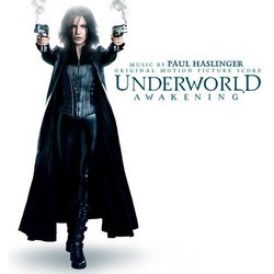 Underworld: Awakening Soundtrack (Paul Haslinger) - CD cover