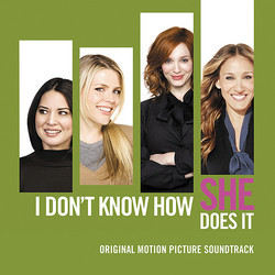 I Don't Know How She Does It Soundtrack (Various Artists) - Carátula