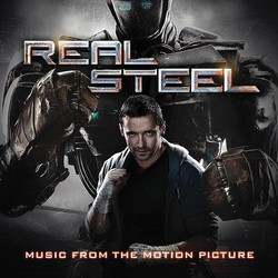 Real Steel Soundtrack (Various Artists, Danny Elfman) - Carátula