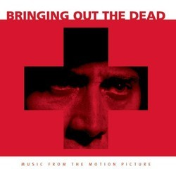 Bringing Out the Dead Soundtrack (Various Artists) - CD cover