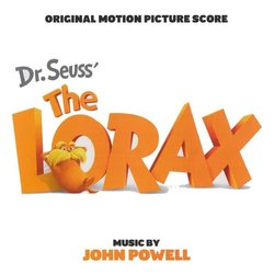 Dr. Seuss' The Lorax Soundtrack (John Powell) - Carátula