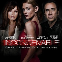 Inconceivable Soundtrack (Kevin Kiner) - CD cover