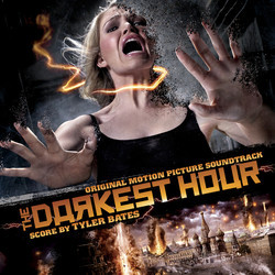 The Darkest Hour Soundtrack (Tyler Bates) - CD cover