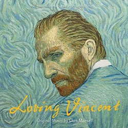 Loving Vincent Soundtrack (Clint Mansell) - CD cover