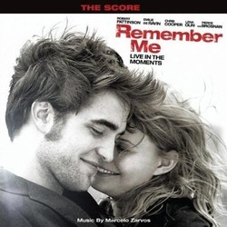 Remember Me Soundtrack (Marcelo Zarvos) - Car�tula