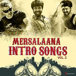 Mersalaana Intro Songs, Vol. 2 Soundtrack (Various Artists) - CD cover