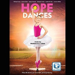 Hope Dances Soundtrack (Matthew A.C. Cohen) - CD cover