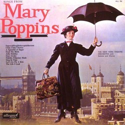 Mary Poppins Soundtrack (Richard M. Sherman, Robert B. Sherman) - Car�tula