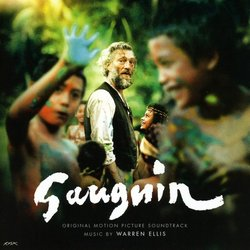 Gauguin Soundtrack (Warren Ellis) - CD cover