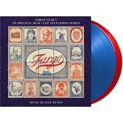 Fargo: Year 3 Soundtrack (Jeff Russo) - cd-carátula
