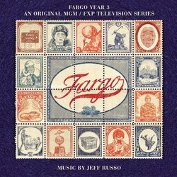 Fargo: Year 3 Soundtrack (Jeff Russo) - Carátula