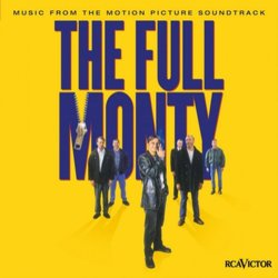The Full Monty Soundtrack (Various Artists, Anne Dudley) - Carátula