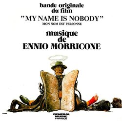 My Name is Nobody Soundtrack (Ennio Morricone) - Carátula