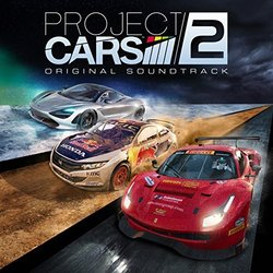 Project Cars 2 Soundtrack (Stephen Baysted) - CD-Cover