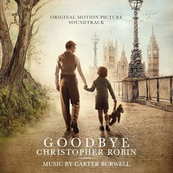 Goodbye Christopher Robin Soundtrack (Carter Burwell) - CD cover