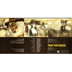 Paint Your Wagon Soundtrack (Original Cast, Alan Jay Lerner , Frederick Loewe) - cd-car�tula