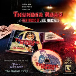 Thunder Road Soundtrack (Jack Marshall) - cd-inlay