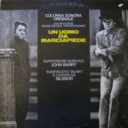 Un Uomo da Marciapiede Soundtrack (Various Artists, John Barry) - Carátula