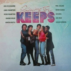 Playing for Keeps Soundtrack (Various Artists) - Carátula