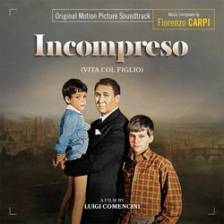 Incompreso Soundtrack (Fiorenzo Carpi) - CD cover