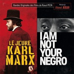 Le Jeune Karl Marx / I Am Not Your Negro Soundtrack (Alexeï Aïgui) - CD cover