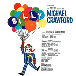 Billy Soundtrack (Various Artists, John Barry, Don Black) - Carátula